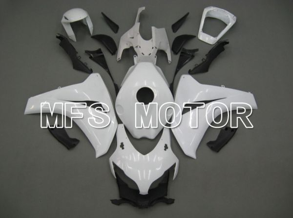 Honda CBR1000RR 2008-2011 Injection ABS Fairing - Factory Style - White - MFS6143