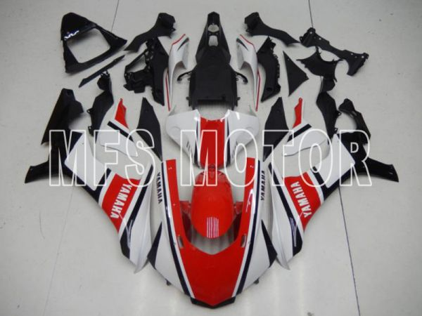Yamaha YZF-R1 2015-2020 Injection ABS Fairing - Others - Red White - MFS8422