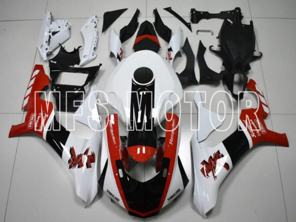 Yamaha YZF-R1 2015-2020 Injection ABS Fairing - Others - Red White - MFS8423