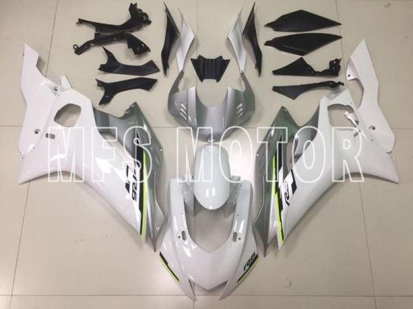 Yamaha YZF-R6 2017-2019 Injection ABS Fairing - Factory Style - White - MFS8450