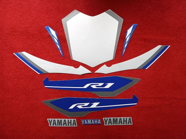 Motorcycle Fairings Decal / Sticker For Yamaha YZF1000R 2015