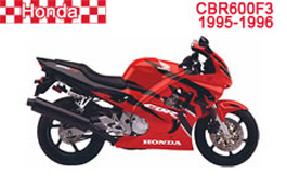 Honda CBR600F Fairings CBR600F3 1995-1996
