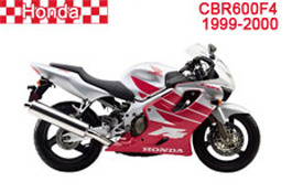 Honda CBR600F Fairings CBR600F4 1999-2000