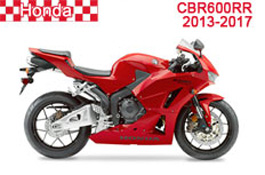 Honda CBR600RR Fairings 2013-2019