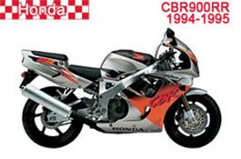 Honda CBR900RR Fairings (893cc) SC28 1994-1995
