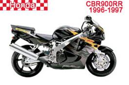 Honda CBR900RR Fairings (919cc) SC33 1996-1997