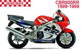 Honda CBR900RR Fairings (919cc) SC33 1998-1999
