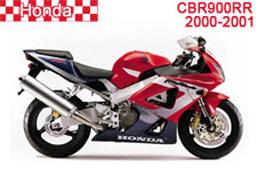 Honda CBR900RR Fairings (929cc) SC44 2000-2001