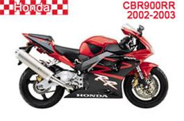 Honda CBR900RR Fairings (954cc) SC50 2002-2003