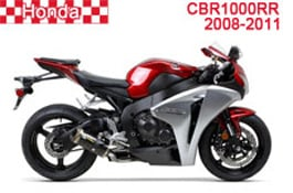 Honda CBR1000RR Fairings 2008-2011