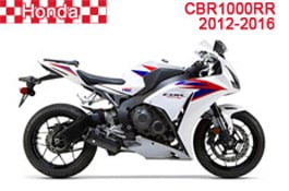 Honda CBR1000RR Fairings 2012-2016