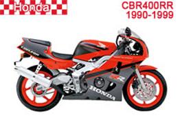 Honda CBR400RR Fairings NC29 1990-1999