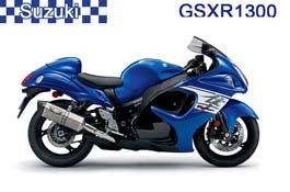 GSX1300R (Hayabusa)