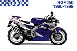 Suzuki RGV250 Fairings VJ23