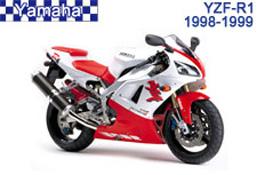Yamaha YZF-R1 Fairings 1998-1999