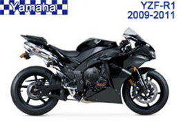 Yamaha YZF-R1 Fairings 2009-2011