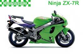 Ninja ZX-7R