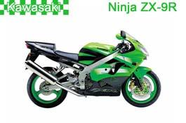 Ninja ZX-9R