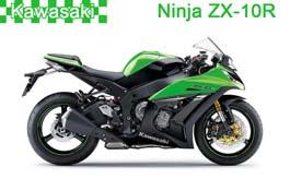 Ninja ZX-10R (ZX1000E)