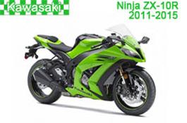 Kawasaki Ninja ZX-10R (ZX1000E) Fairings 2011-2015