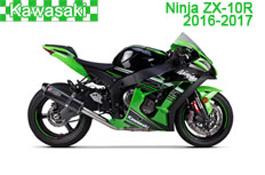 Kawasaki Ninja ZX-10R (ZX1000E) Fairings 2016-2017
