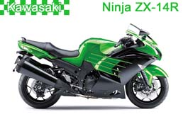 Ninja ZX-14R