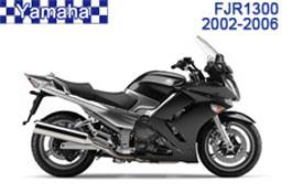 Yamaha FJR1300 Fairings 2002-2006