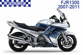 Yamaha FJR1300 Fairings 2007-2011