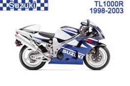 Suzuki TL1000R Fairings 1998-2003