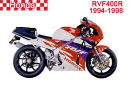 Honda RVF400R NC35 Fairings 1994-1998