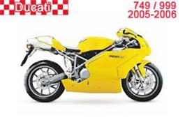 Ducati 749 / 999 Fairings 2005-2006