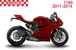 Ducati 1199 Fairings 2011-2014