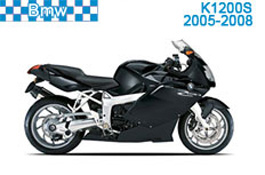 Bmw K1200S Fairings 2005-2008