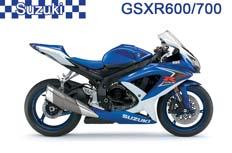 GSX-R600 / GSX-R750