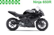 Ninja 650R (ER-6f)