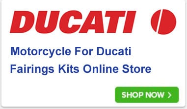 Motorcycle Ducati Fairings Kits Online Store
