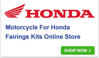 Motorcycle Honda Fairings Kits Online Store