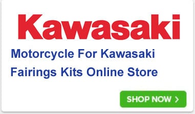 Motorcycle Kawasaki Fairings Kits Online Store