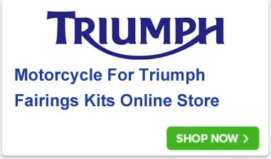 Motorcycle Triumph Fairings Kits Online Store